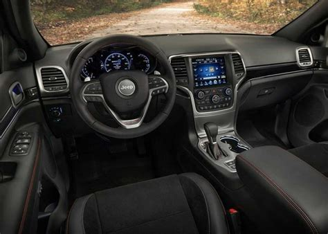 jeep grand dashboard 2018 jeep grand release date price specs