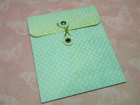 Handmade Blogs - handmade envelope scrapalope tutorial the handmade