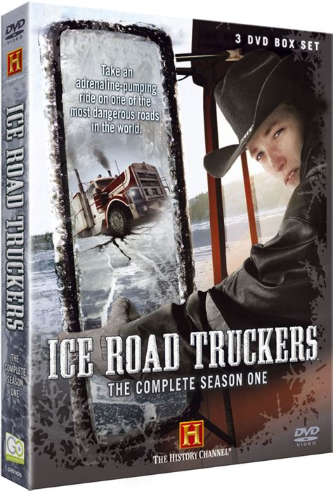 Dvd Original The Bible The Complete Season 1 road truckers the complete season one iwoot