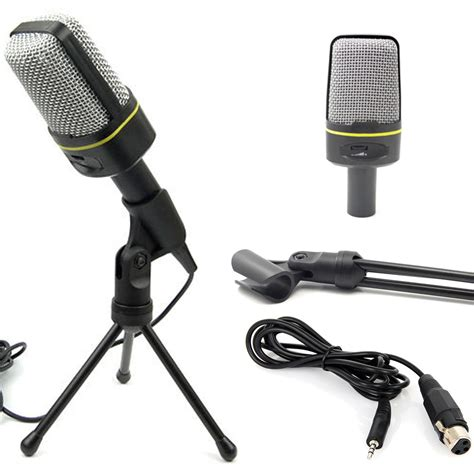 microphone condenser usb murah condenser sound professional usb studio microphone mic for pc laptop karaoke ebay