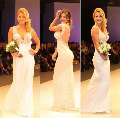 imagenes del vestido de novia de jesica cirio j 233 sica cirio desfil 243 vestida de novia casamientos online