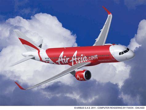 air asia airbus airasia orders 200 a320neo aircraft