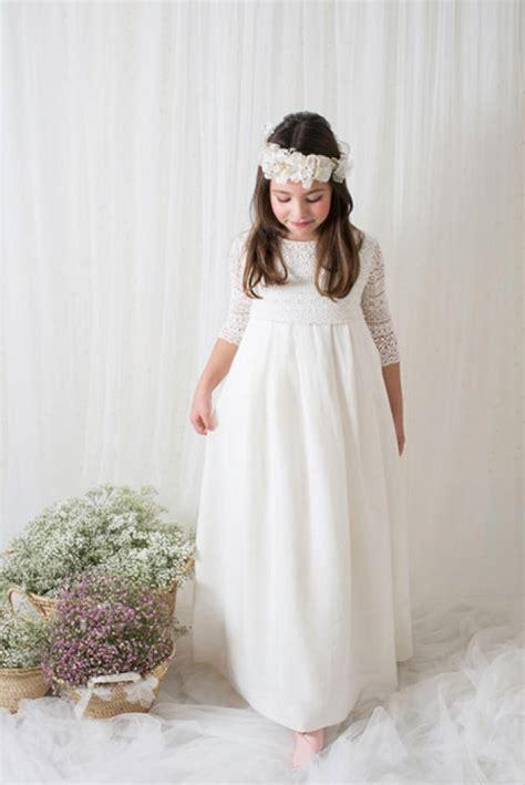 imagenes de vestidos de primera comunion para ninas vestidos de vestidos e ideas originales para celebrar la primera