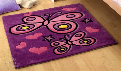 tappeti x camerette tappeto cameretta bambini colore viola webtappeti it