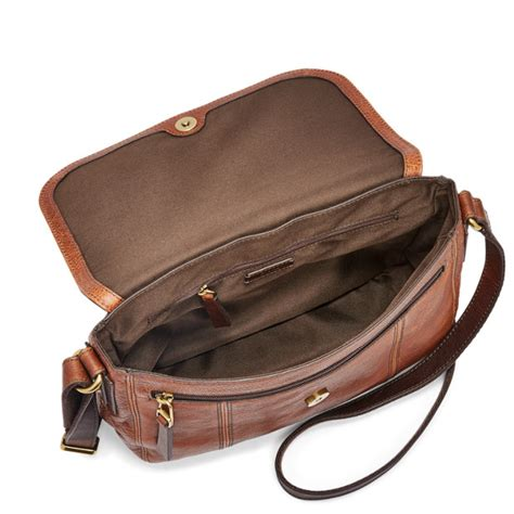 Waist Bag Crossbody Bag Scouts Ravre scout large crossbody fossil