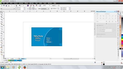 cara membuat kartu nama menggunakan inkscape cara membuat kartu nama menggunakan corel draw x6