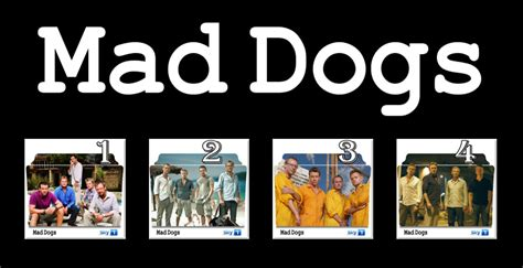 mad dogs season 2 mad dogs uk season folder icons by vs1 on deviantart
