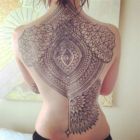 mandala tattoo lower back todo sobre los tatuajes de mandalas y su significado