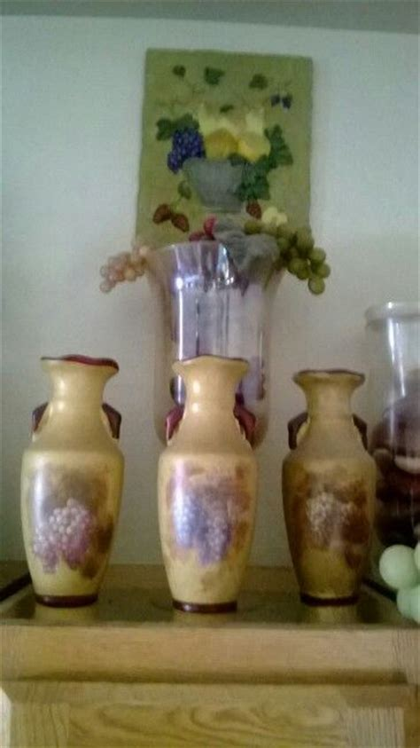 42 best grape kitchen ideas images on pinterest grape 17 best images about grapes wine vines for the kitchen