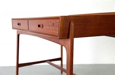 teak schreibtisch desk by svend aage madsen adore modern