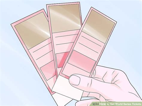 World Series Ticket Giveaway - how to get world series tickets 7 steps with pictures wikihow