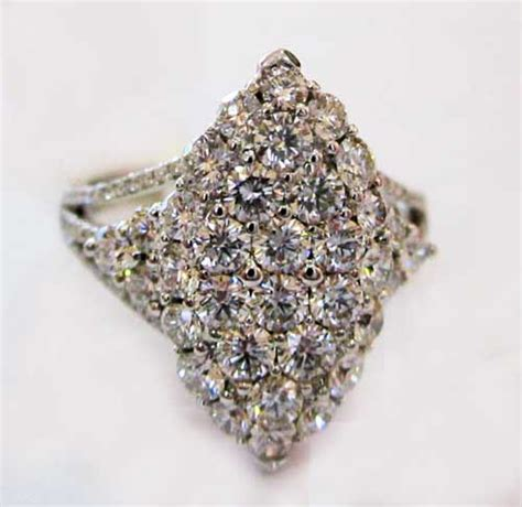 Promo Cincin Berlian 100 Ct Ring Emas 40 elegance jewelry from elegance with