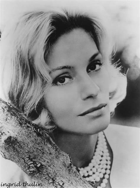 picture of ingrid thulin ingrid thulin artist by spontaneyty on deviantart