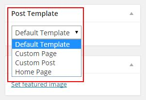 custom post template how to create and use custom templates billionanswers