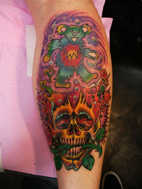grateful dead tattoo designs grateful dead tattoos grateful dead