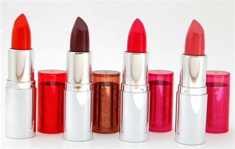 Shop Lipstick Coral the shop colour crush lipstick collection