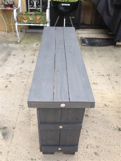 diy entryway table plans diy wood pallet entryway table pallet furniture plans