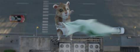 Kia Commercial With Mice Baby Hamster Escapes From Hospital In Kia Soul Turbo