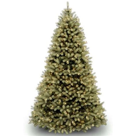 pre lit artificial christmas trees best deals cyber monday pre lit quot feel real quot artificial tree at brookstone buy now