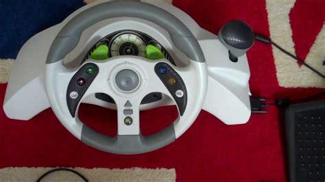 catz volante xbox one madcatz mc2 xbox 360 racing wheel review doovi