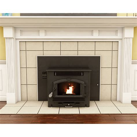 American Fireplace Company by United States Stove Company American Harvest Multi Fuel