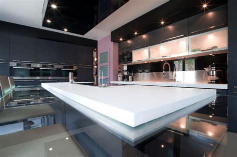 Grande Cuisine Design by Grande Cuisine Design Italien Finition Anthracite Par