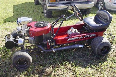 kart wagen radio flyer wagon go kart mini wheels
