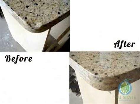 how to repair granite countertop chips and cracks in