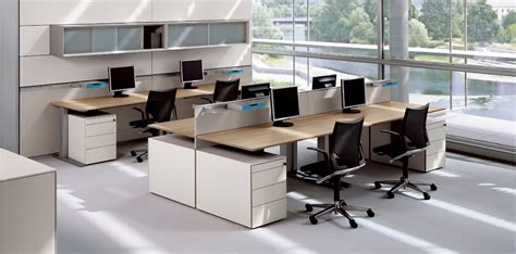 t workstation bene office furniture