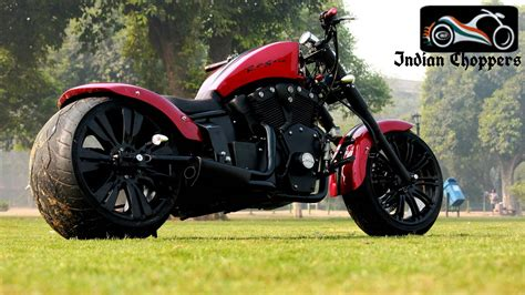 Modified Bike Price In Delhi by With Dummy V From Indian Chopper 350cc