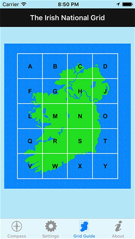 app design northern ireland irish grid ref compass app for android iphone windows