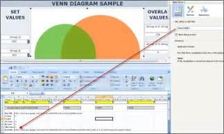 venn diagram maker excel venn diagrams in xcelsius infosol