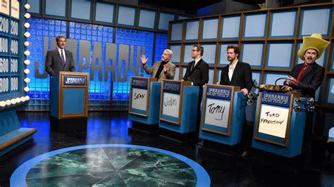 celebrity jeopardy snl best of watch snl40 celebrity jeopardy from saturday night live