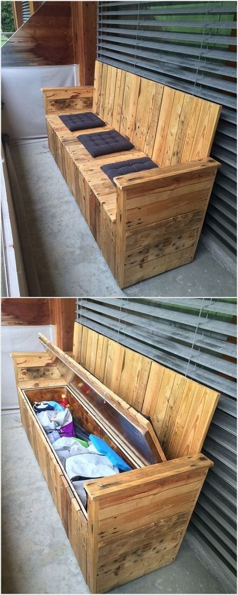 fascinating diy projects   wood pallets