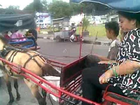 Sho Kuda Yogyakarta naik kereta kuda