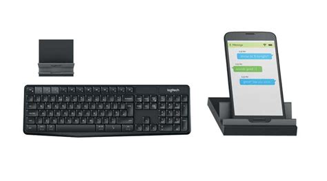 Logitech Keyborad Wireless K375s logitech k375s review this one is ideal for multi taskers