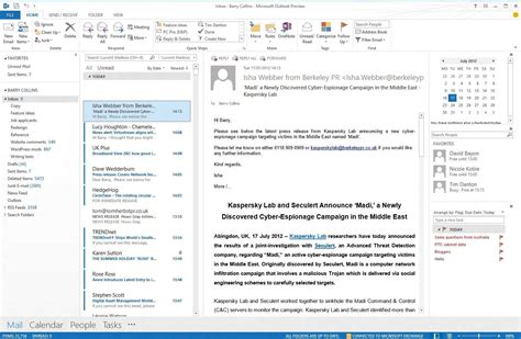 Search Email In Outlook 2013 Office 2013 Revealed Outlook 2013 Office Suite Pc Tech Authority