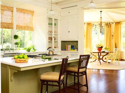 yellow kitchen with white cabinets yellow kitchen white cabinets painted island pale ho