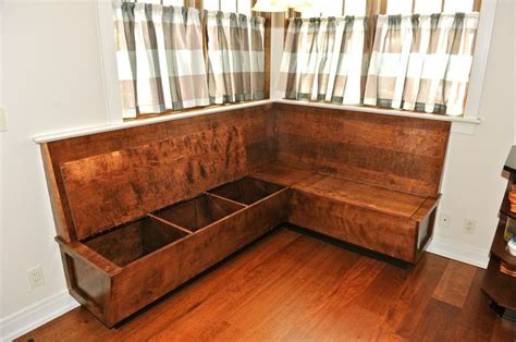 l shaped storage bench 31 best images about l shaped banquette on pinterest
