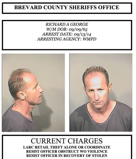 Brevard County Court Records Arrests In Brevard County Sept 14 2014