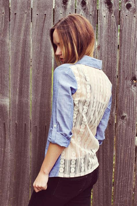 ways to upcycle clothes 10 creative ways to upcycle your clothes using lace