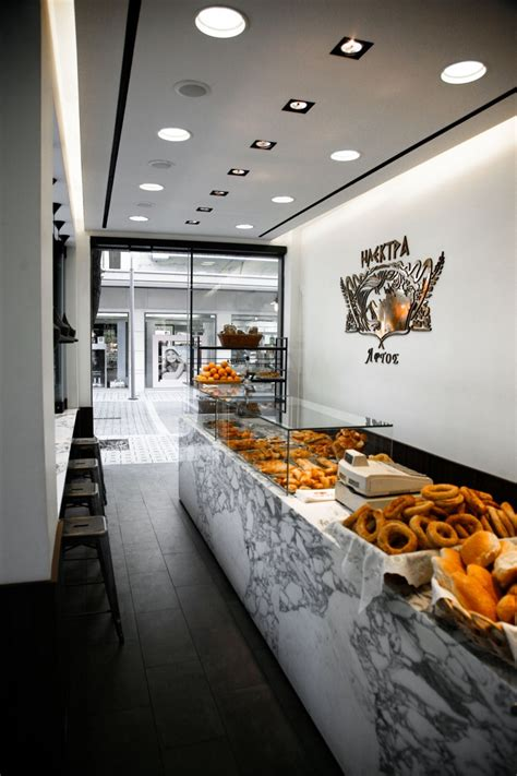 Interior Design Bakery by Elektra Bakery Design By Studioprototype Architects