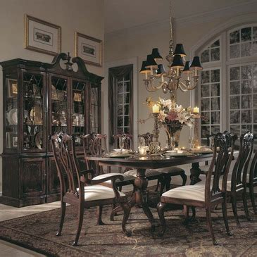 American Drew Cherry Dining Room Set American Drew Cherry Grove 8 Dining Room Set In Antique Cherry Beyond Stores