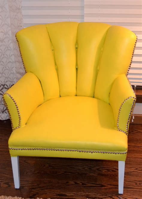 how to paint an upholstered chair pink home how to paint an upholstered chair