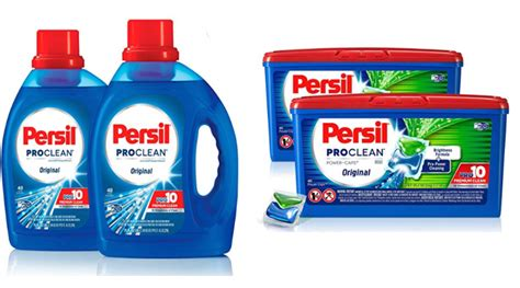Web Deal 20 At Laundry by New 20 Persil Laundry Detergent Coupon