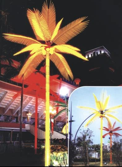 online buy wholesale lighted palm trees from china lighted