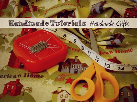 Handmade Gifts Tutorials - handmade by hilani handmade tutorials up handmade