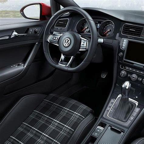 Vw Gti Plaid Fabric by Vw Mk7 Gtd Clark Plaid Auto Crazed Interiors