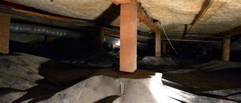 Crawl Space Requirements for Laminate Flooring   Laminate
