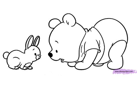the gallery for gt baby winnie the pooh and eeyore